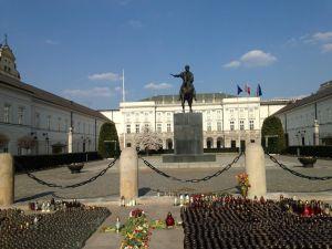 The Polish Royalty building